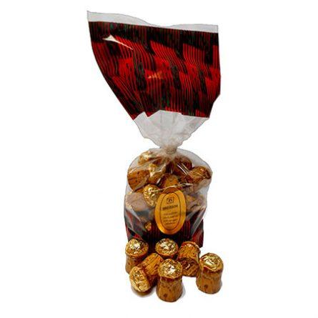le-sachet-250g-bouchon-chocolat-marc-de-champagne-de-Chocogil-Chocolatier-fabricant-Bettancourt